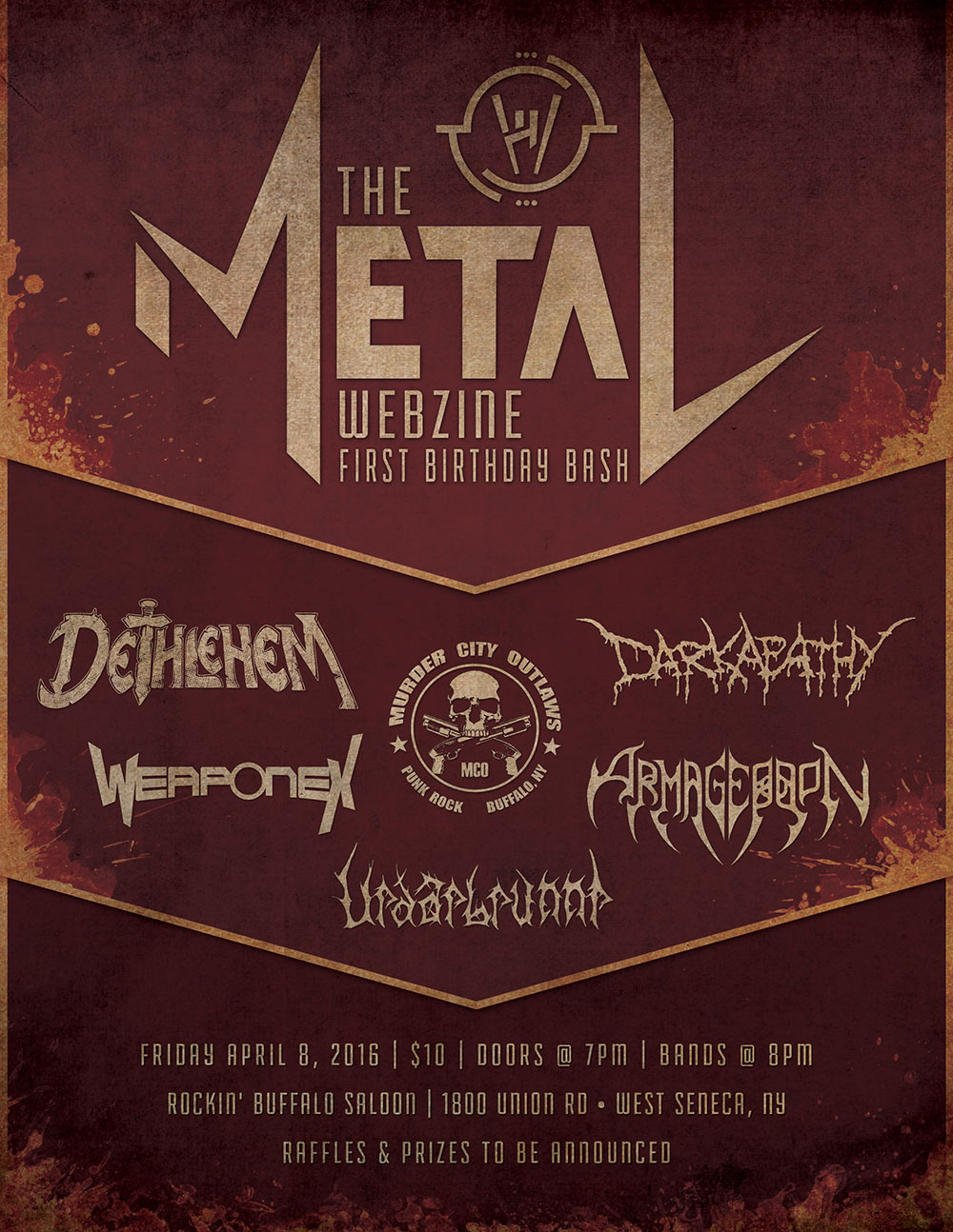 The Metal Anniversary
