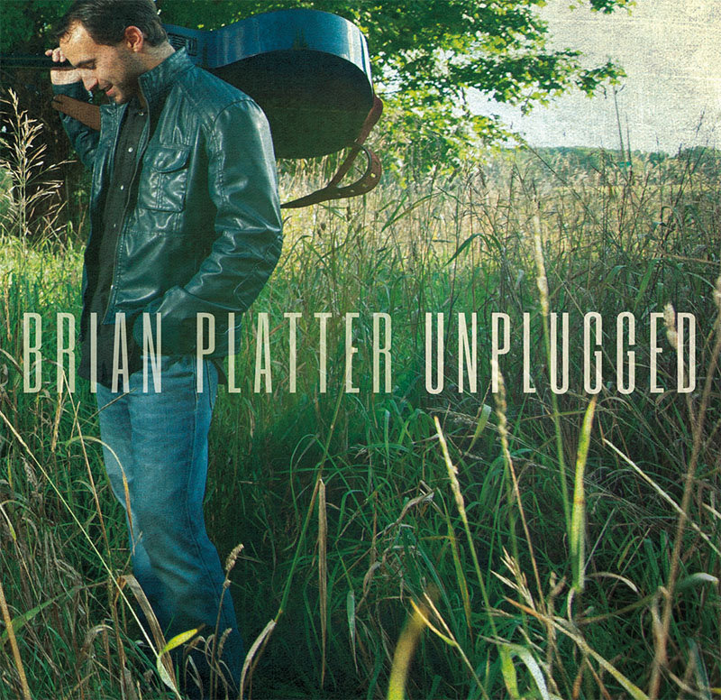 Brian Platter Unplugged Album Cover